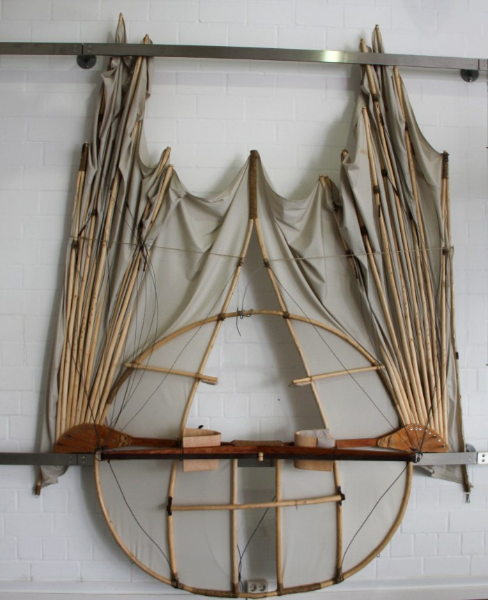 Gleitflugapparat Otto Lilienthals (Rekonstruktion) (Otto-Lilienthal-Museum CC BY-NC-SA)